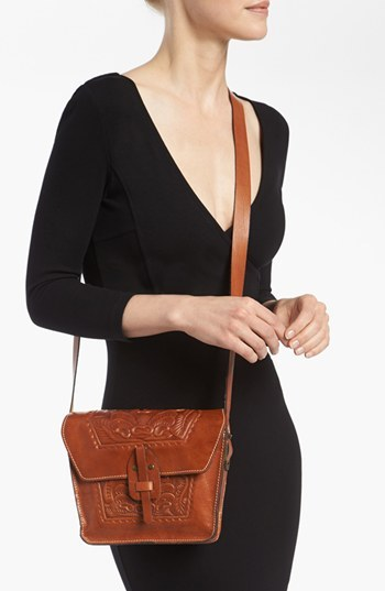 GUESS by Marciano Patricia Nash 'Marciano' Leather Crossbody Bag