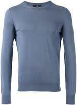 Fay classic jumper - men - Cotton - 46
