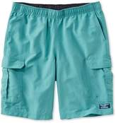 L.L. Bean L.L.Bean Classic Supplex Sport Shorts, Cargo 10""