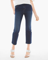 Chico's Crop Flare Jeans