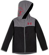 Under Armour Boys' Hundo Zip Front Hoodie - Sizes 2-7