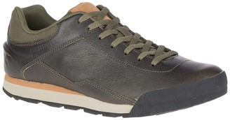 Merrell Burnt Rock Leather Sneaker