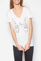 Lauren Moshi Whatever Tee