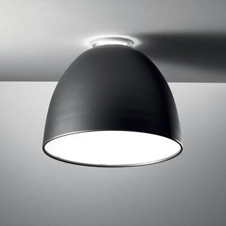 Artemide Nur 1 - Light 23.98'' Simple Dome Flush Mount Finish: Grey