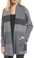 Eileen Fisher Women's Colorblock Merino Wool Coat