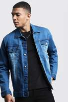 BoohooMAN Oversized Denim Jacket