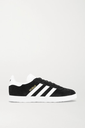 adidas Gazelle Suede Sneakers - Black