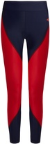 LAAIN Sheila contrast-panel performance leggings
