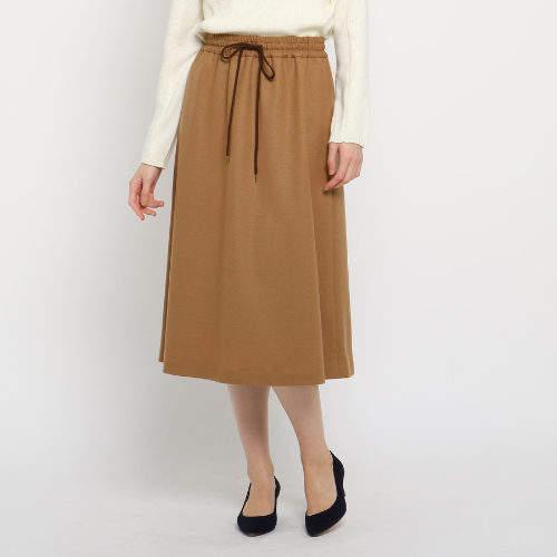 Dessin (デッサン) - Dessin(Ladies) 圧縮ウールドロストスカート