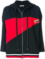 Marni colourblock hoodie