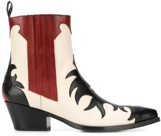 Sartore Murano ankle boots