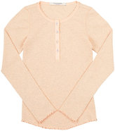 Scotch R'Belle RIB-KNIT HENLEY