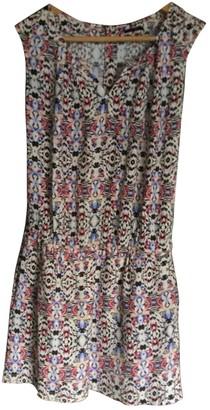 Ikks Burgundy Dress for Women
