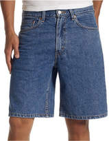 Levi's Men's 550 Relaxed-Fit Medium-Stonewash Denim Shorts