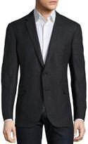 Ralph Lauren Cashmere & Silk Plaid Sportcoat