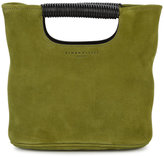 Simon Miller Mini Green Birch Tote Bag - women - Suede - One Size