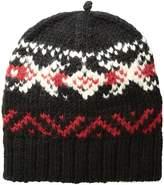 Polo Ralph Lauren Wool Snowflake Cuff Hat Knit Hats