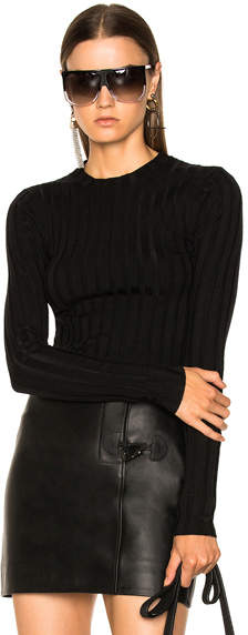Acne Studios Carina Knit Top