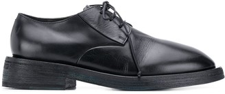 Marsèll Round Toe Derby Shoes