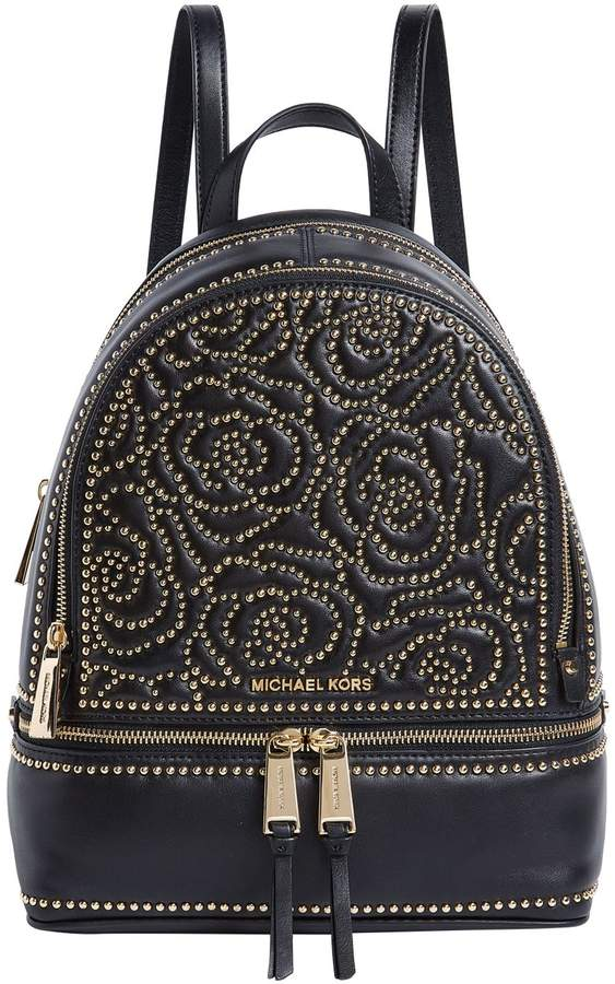 dd9938ef09c8f7 Rhea Medium Backpack Michael Kors - ShopStyle