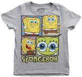 SpongeBob Squarepants Face Youth Kids T-Shirt