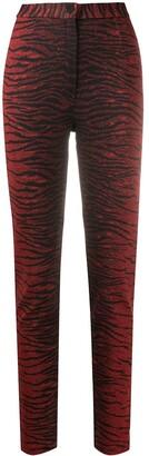 Kenzo Tiger-Stripe Trousers