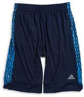 adidas Boys 8-20 Boys Printed Full Court Shorts