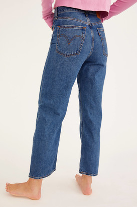 Levi's Levis Ribcage Straight Ankle Jean At The Ready