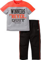 New Balance 2-pc. Pant Set Boys