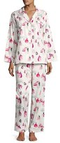 BedHead MET Gala Long-Sleeve Pajama Set, Plus Size