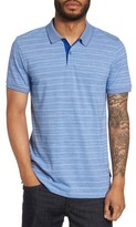 BOSS Men's Phillipson Flame Slim Fit Polo