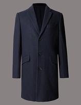 Autograph Boucle Overcoat
