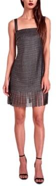 SHO Fringe Sheath Dress