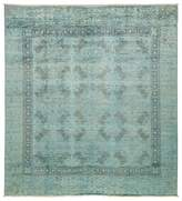 "Solo Rugs Vibrance Collection Oriental Rug, 8'1"" x 8'4"""