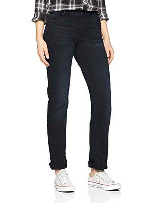 S'Oliver Women's 14.901.71.5483 Straight Jeans,(Size: 36/L32)