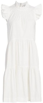 Sea Waverly Ruffle Tunic Dress
