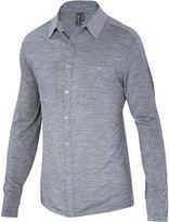 Ibex OD Heather Shirt - Long-Sleeve - Men's