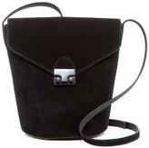Loeffler Randall Charming Suede Bucket Bag