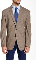 U.S. Polo Assn. Brown Two Button Notch Lapel Sport Coat