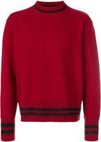 Marni stripe detail sweater
