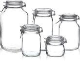 Bormioli 5-Pc. Fido Jar Set