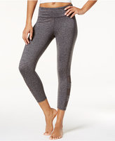 Gaiam Whitney Om Capri Yoga Leggings
