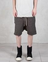 Rick Owens Cargo Pod Shorts