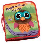 Lamaze Peek-a-Boo Forest Book