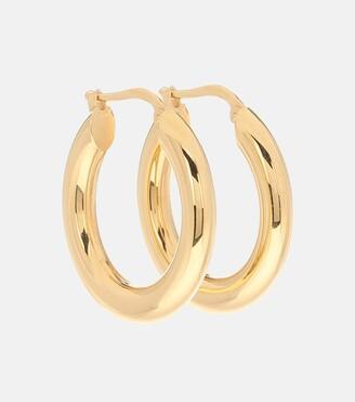 Jil Sander Small hoop earrings