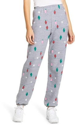 Wildfox Couture Twinkle Lights Sweatpants