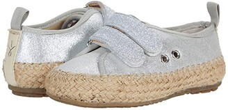 Emu Millner Metallic (Toddler/Little Kid/Big Kid) (Silver) Girl's Shoes