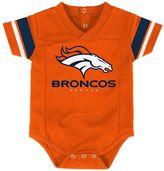 Infant Denver Broncos Jersey Bodysuit
