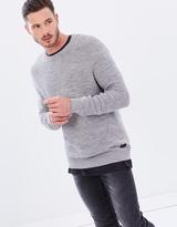 Quiksilver Mens Run Around Knit Sweater