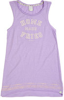 "Scotch R'Belle ""HOME MADE FRIES\"" TANK-LIGHT PURPLE SIZE 6"